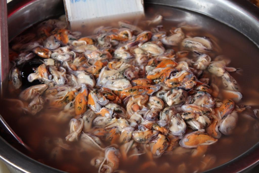 mitili, Thai Street Food, Thailandia, Bangkok