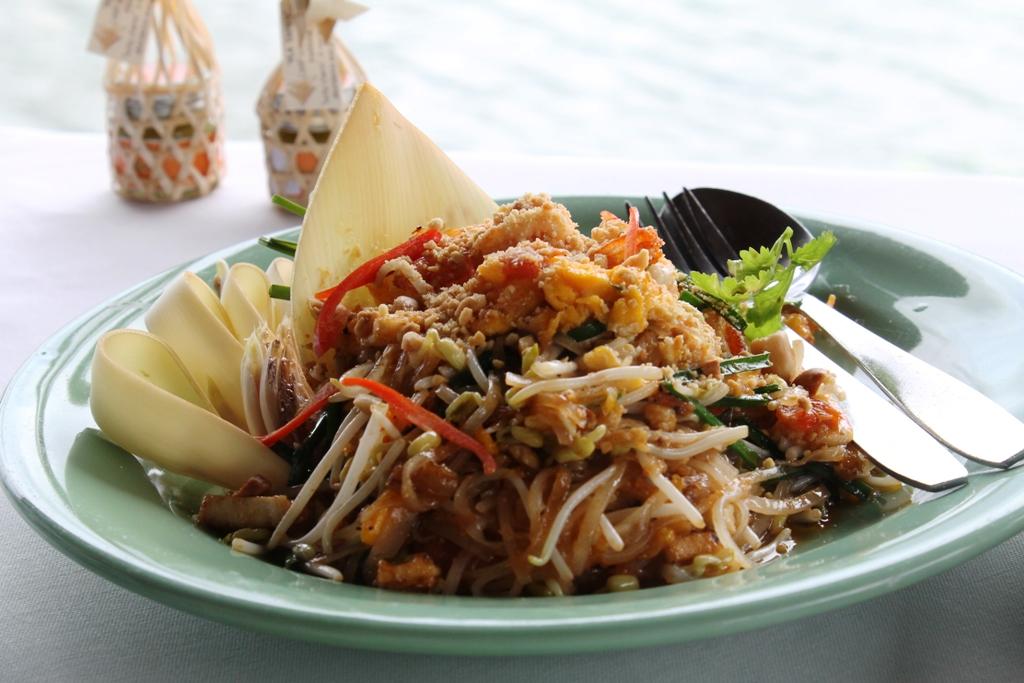 pad thai, Thai Street Food, Thailandia, Bangkok