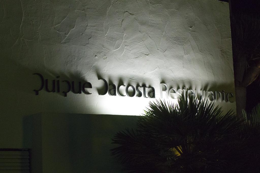Quique Dacosta, Denia, Spagna