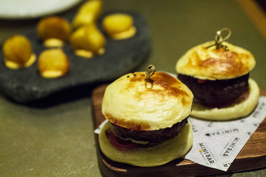 ja burger, Mini Bar Teatro, Chef José Avillez , Lisboa