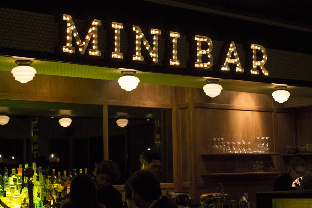 Interni, Mini Bar Teatro, Chef José Avillez , Lisboa
