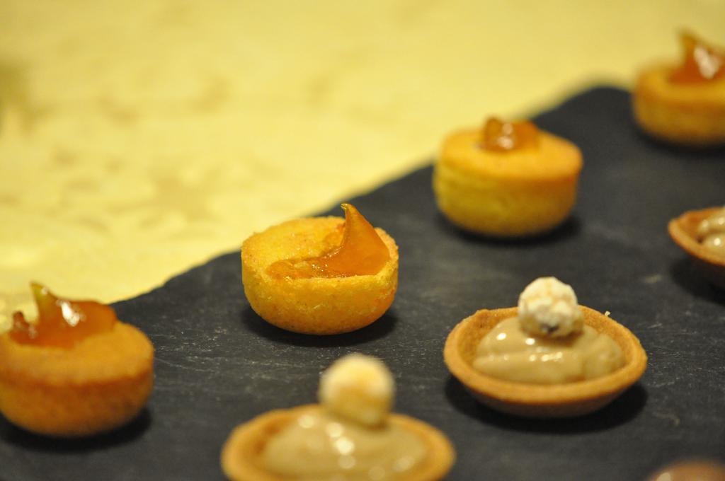 piccola pasticceria, Locanda San Lorenzo, Chef Renzo Dal Farra, Puos D'Alpago