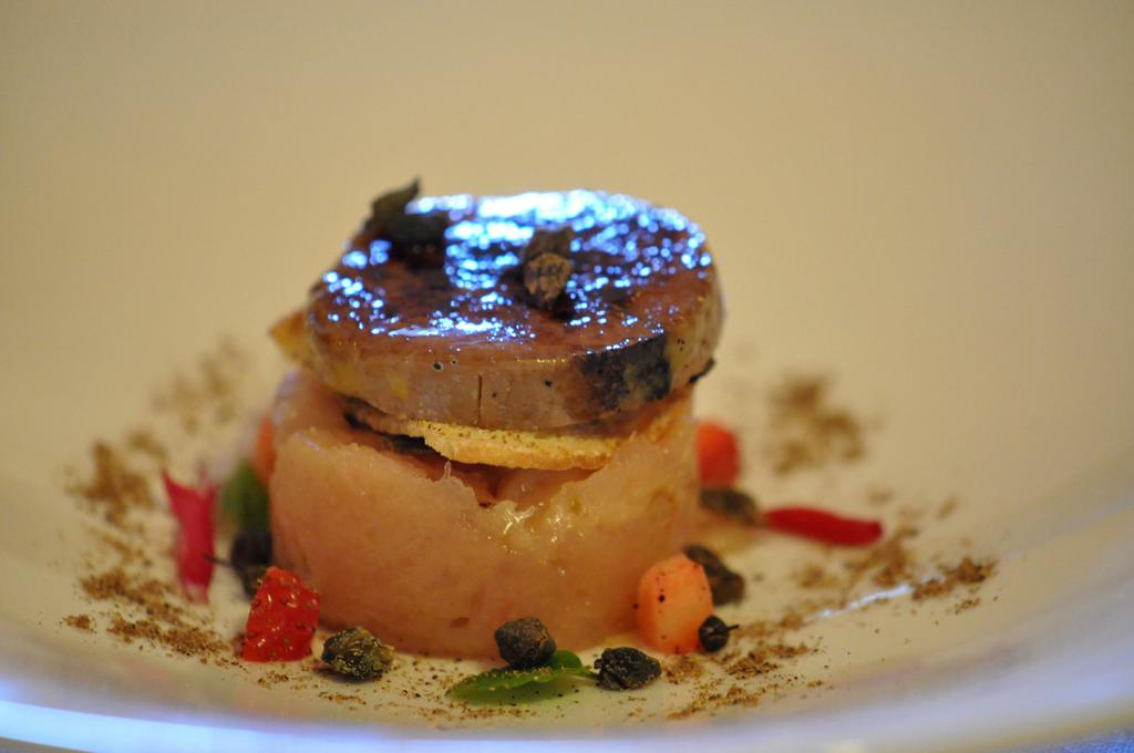 tartare di tonno, Duomo, Chef Ciccio Sultano, Ragusa Ibla