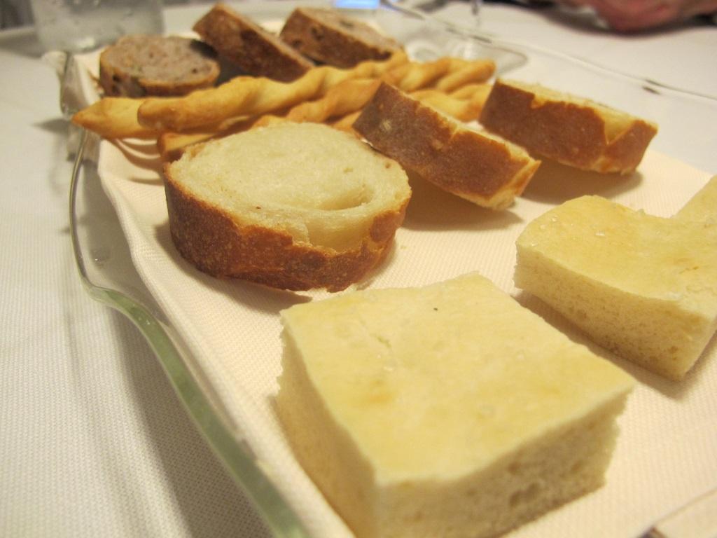 pane fatto in casa, L'Erba del Re, Chef Luca Marchini, Modena
