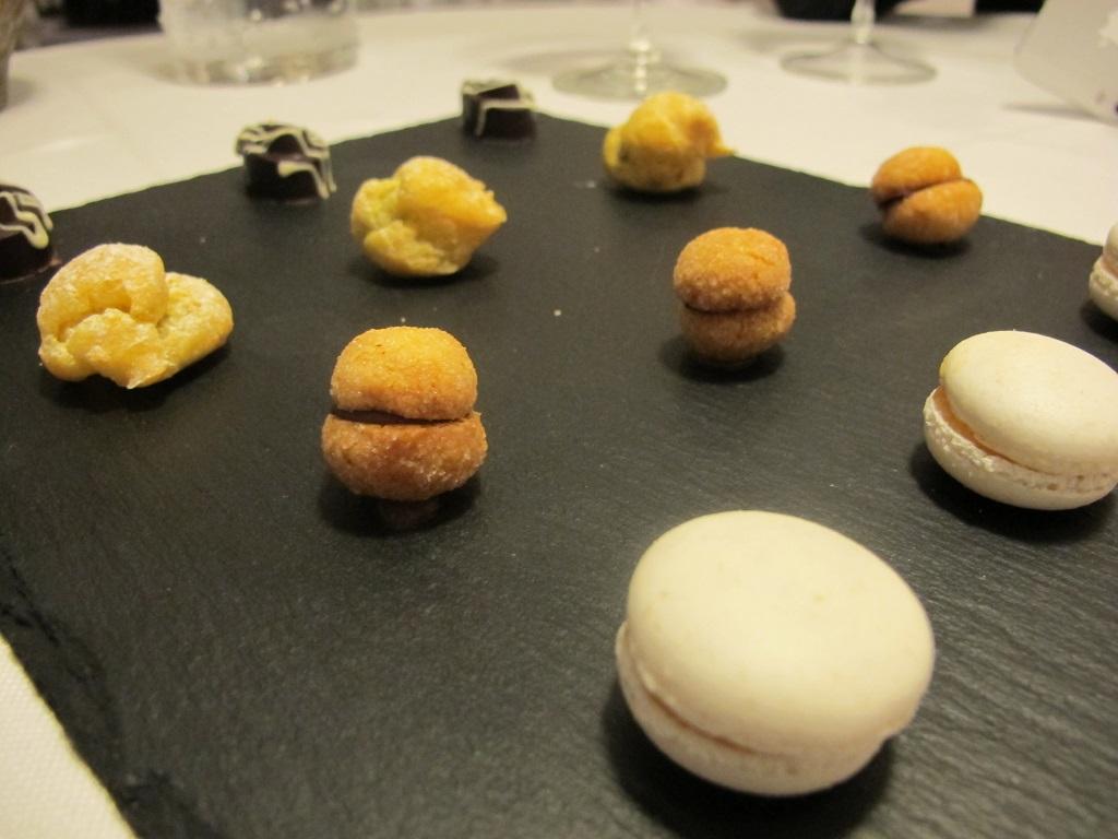 piccola pasticceria, L'Erba del Re, Chef Luca Marchini, Modena