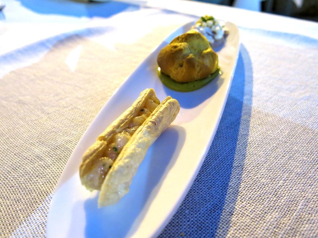 crudo di pesce, Accursio, Chef Accursio Craparo, Modica, Sicilia