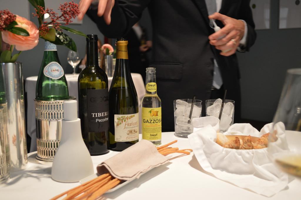 Intervallo, Osteria Francescana, Chef Massimo Buttura, Modena