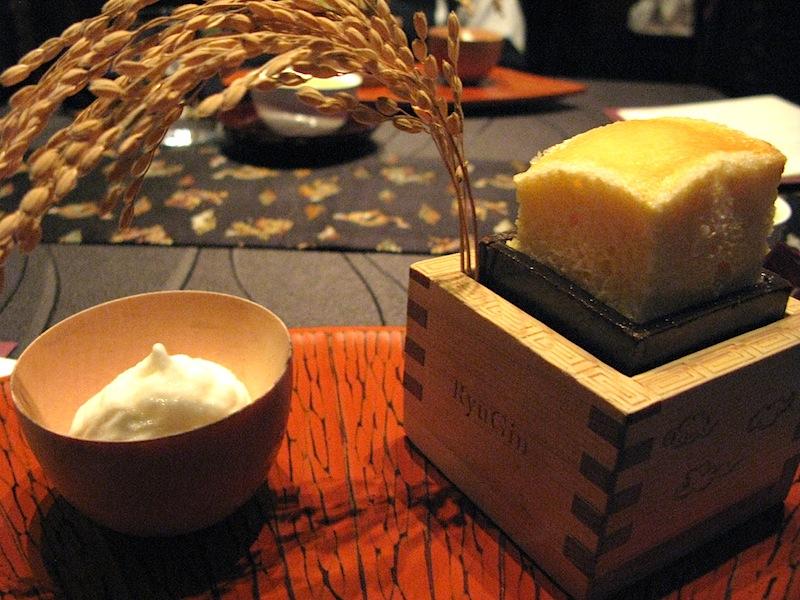 sakè, Ryugin, Chef Seiji Yamamoto, Tokyo