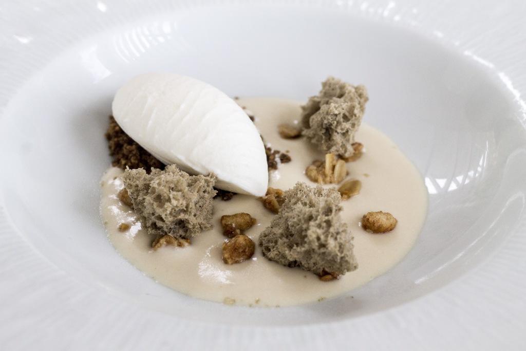 dessert, Uliassi, Chef Mauro Uliassi, Senigallia