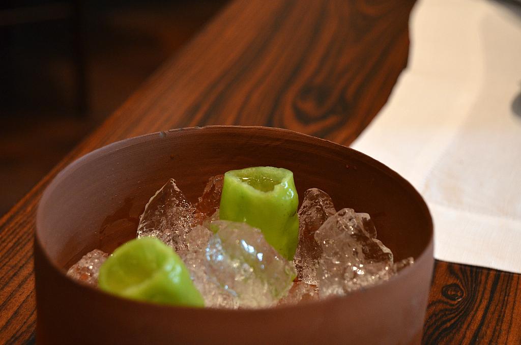 cocktail, D.O.M., Chef Alex Atala, Jardins São Paulo, Brasile