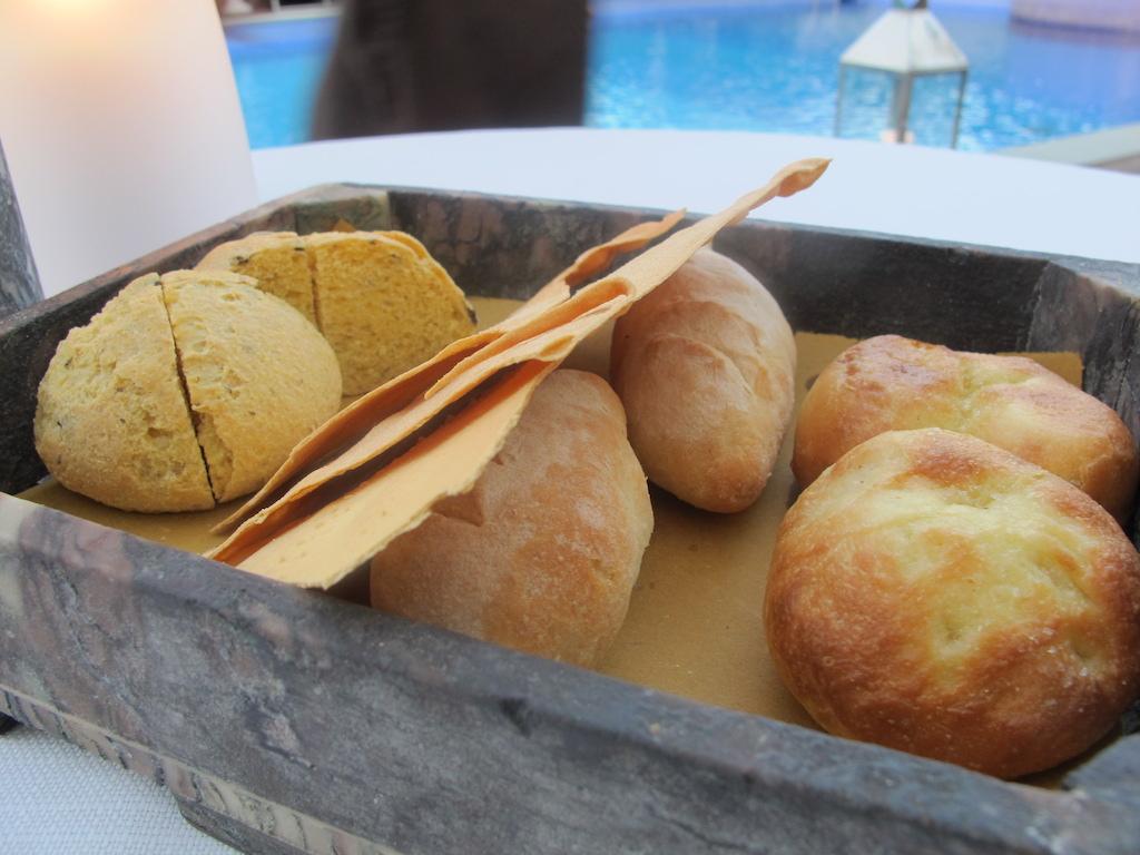 pane, La Magnolia, Chef Cristoforo Trapani, Forte dei Marmi