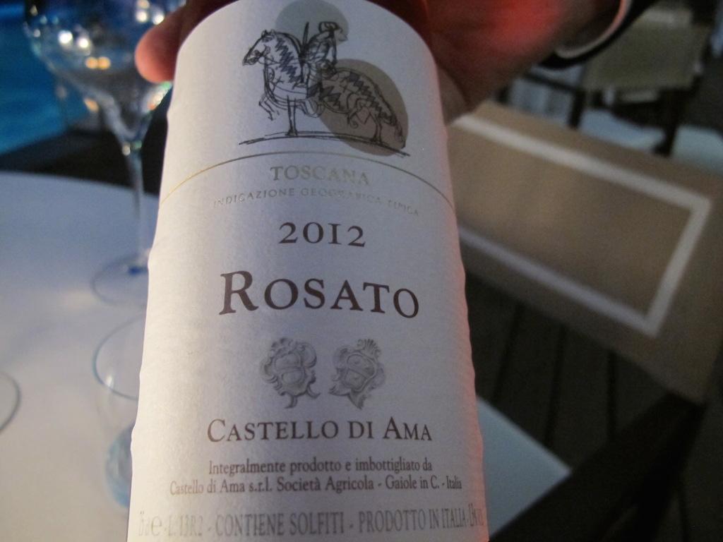 vino, La Magnolia, Chef Cristoforo Trapani, Forte dei Marmi