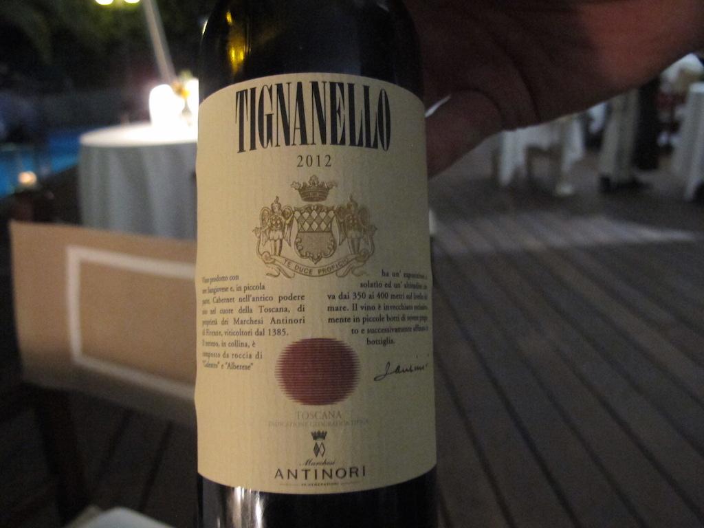 tignanello, La Magnolia, Chef Cristoforo Trapani, Forte dei Marmi