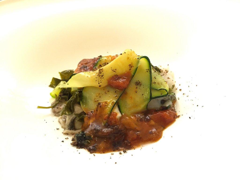 Sapore di mare, La Madia, Chef Pino Cuttaia, Licata