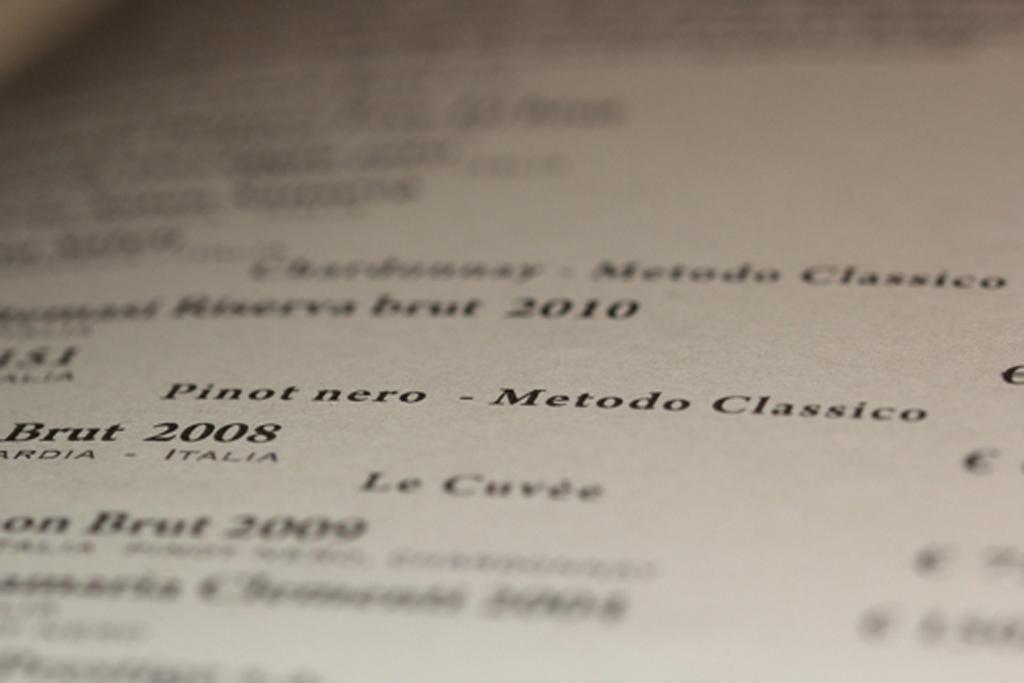 carta dei vini, Antica Osteria Nonna Rosa, Chef Peppe Guida, Vico Equense