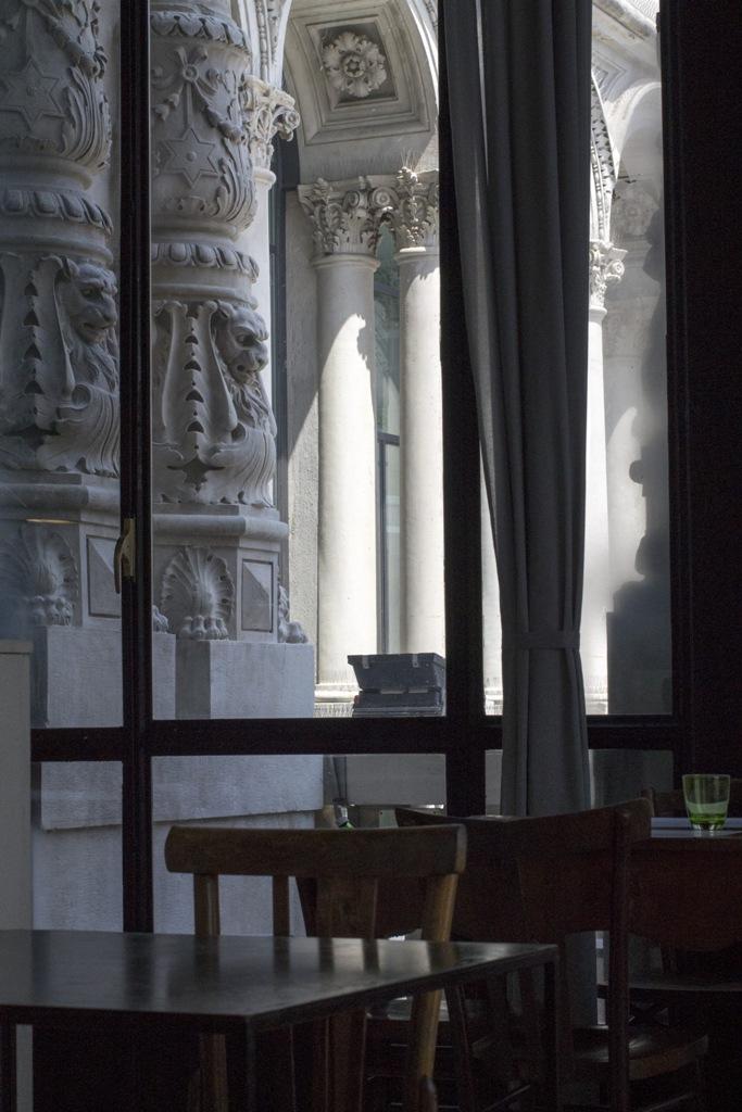 interni, Spazio, Chef Niko Romito, Piazza Duomo, Milano