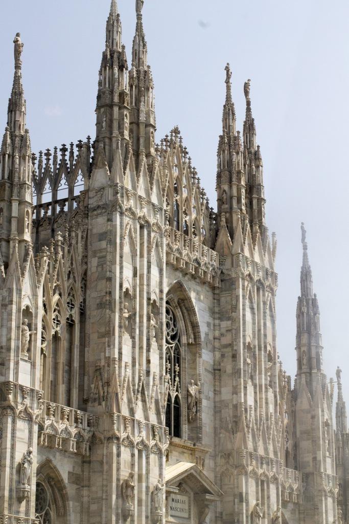 vista, Spazio, Chef Niko Romito, Piazza Duomo, Milano