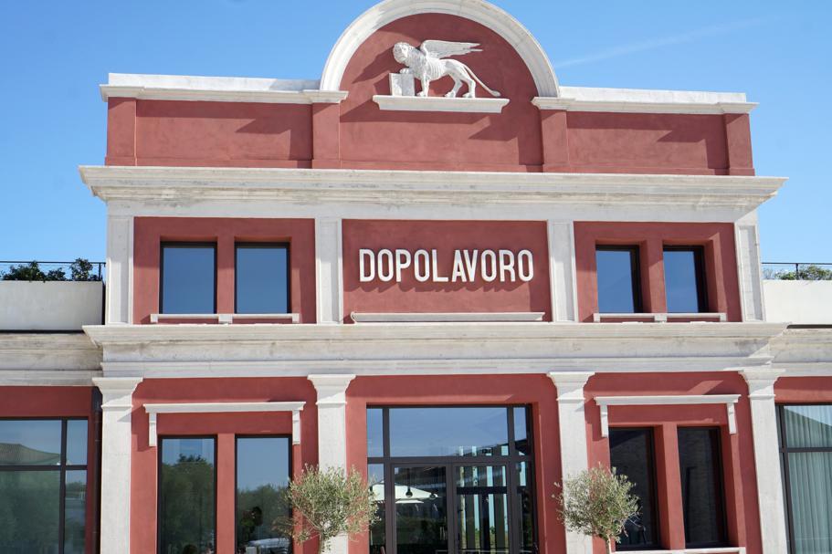 Dopolavoro Perbellini JW Marriott Venezia, Isola delle Rose, Venezia