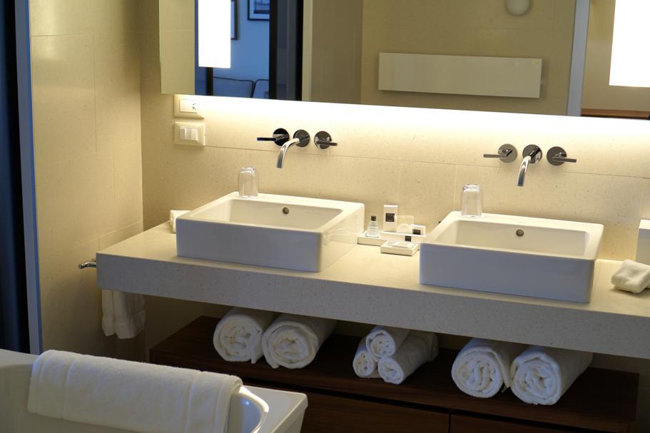 bagno, JW Marriott Venezia, Isola delle Rose, Venezia