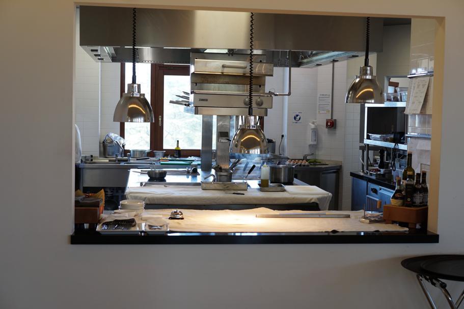 cucina, JW Marriott Venezia, Isola delle Rose, Venezia