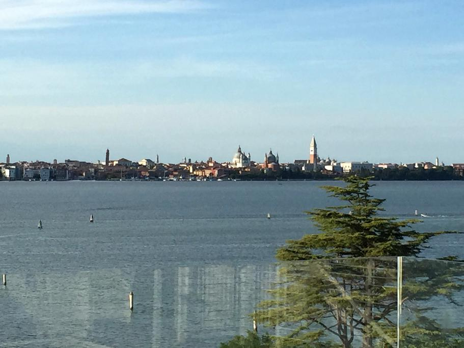 vista, JW Marriott Venezia, Isola delle Rose, Venezia