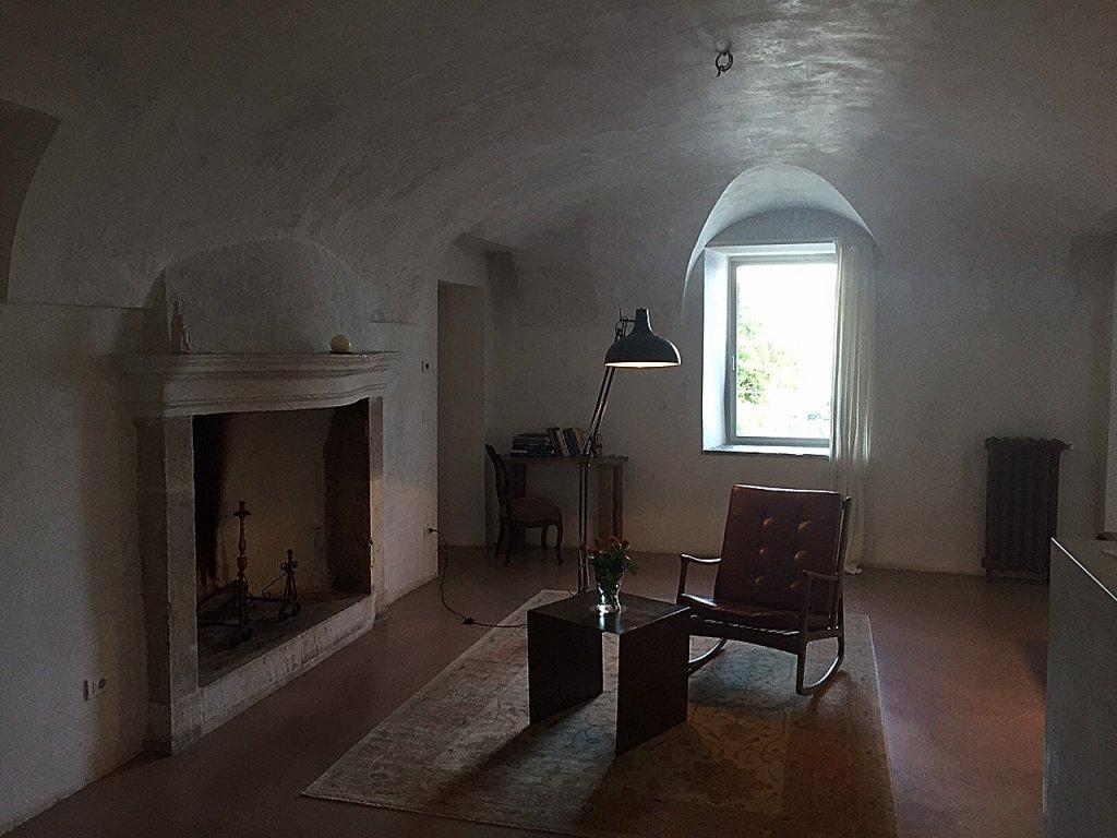 interni, Casadonna, Castel di Sangro, Niko Romito