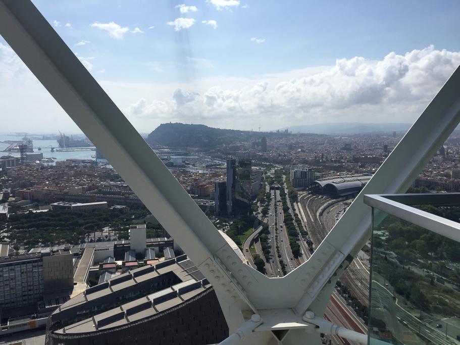 vista, Hotel Arts Barcelona, The Ritz-Carlton, Barcellona