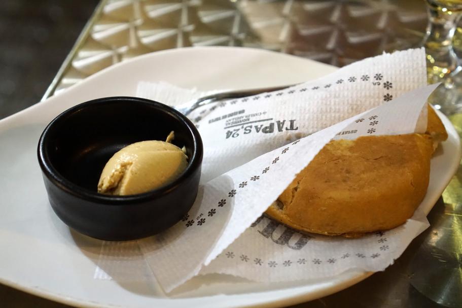 Mc- Foie Burger, Tapas24, Barcellona