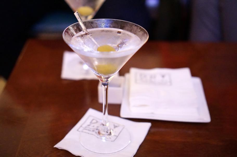 Dry Martini, Barcellona