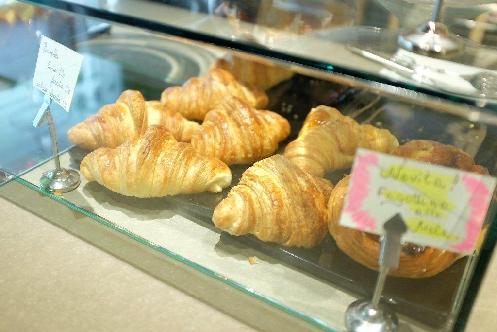 croissant, Le Dolci Tradizioni, Milano