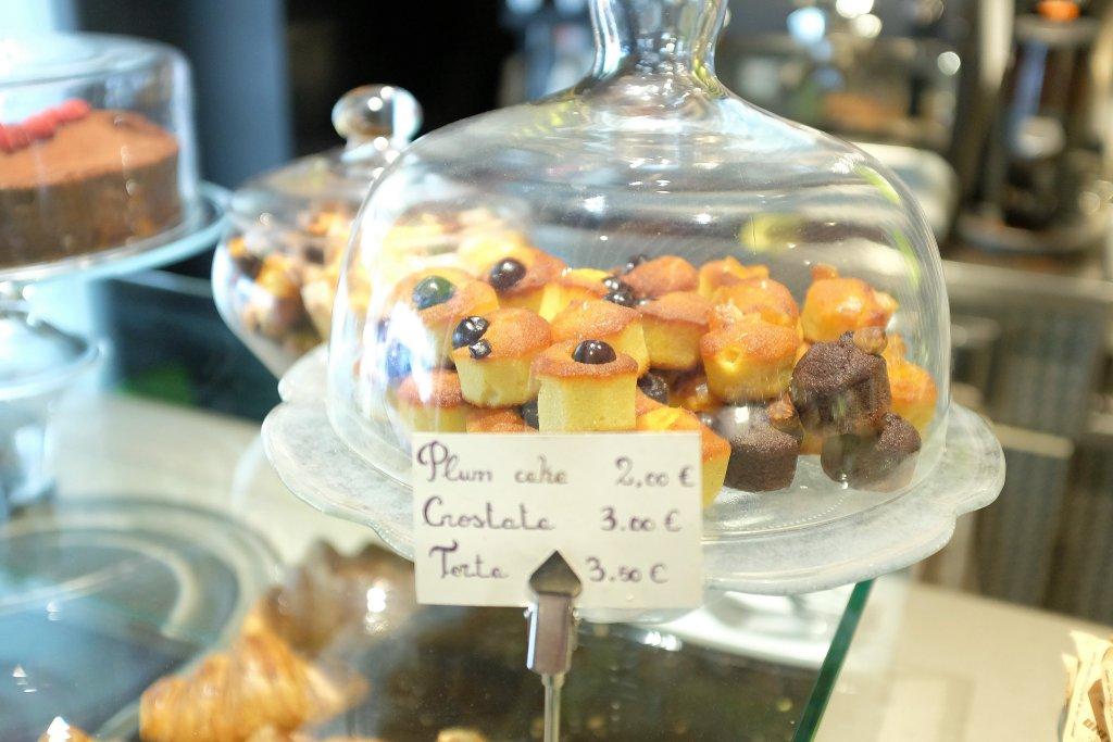 mini muffin, Le Dolci Tradizioni, Milano