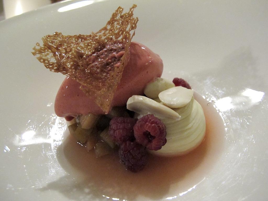 dessert, Le Giare, Chef Gianluca Gorini, Montenovo di Montiano