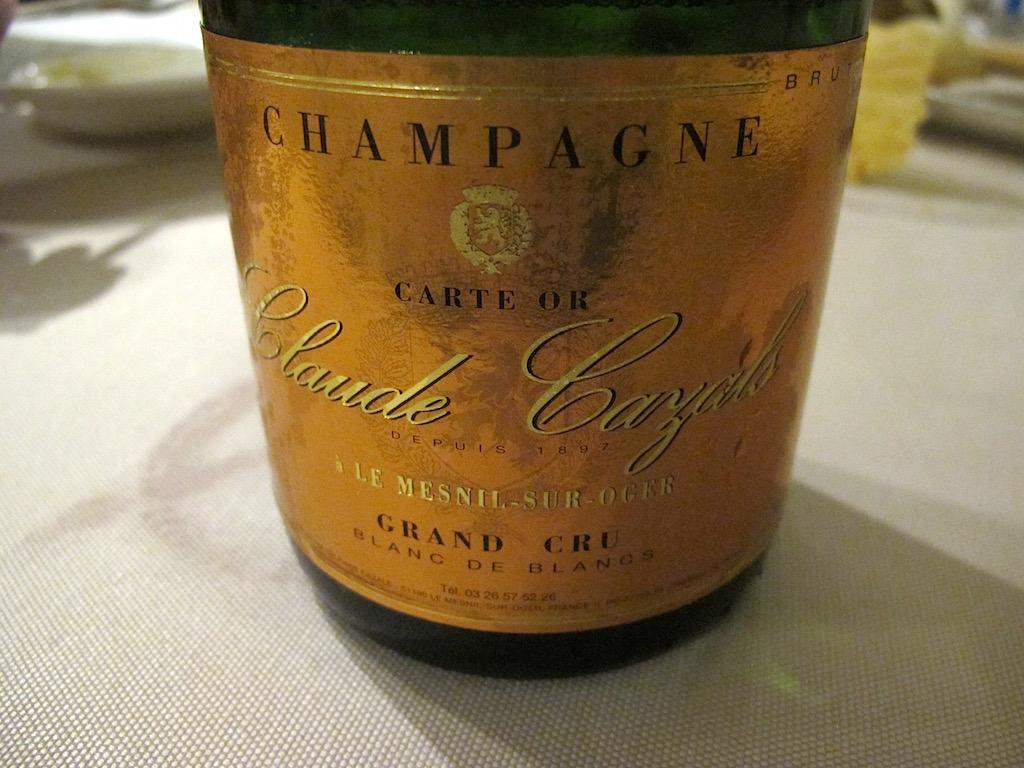 champagne, Le Giare, Chef Gianluca Gorini, Montenovo di Montiano