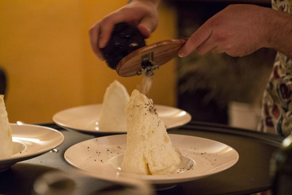 uovo soffice, La Tavernetta, Chef Pietro ed Emanuele Lecce, Camigliatello Silano, Calabria