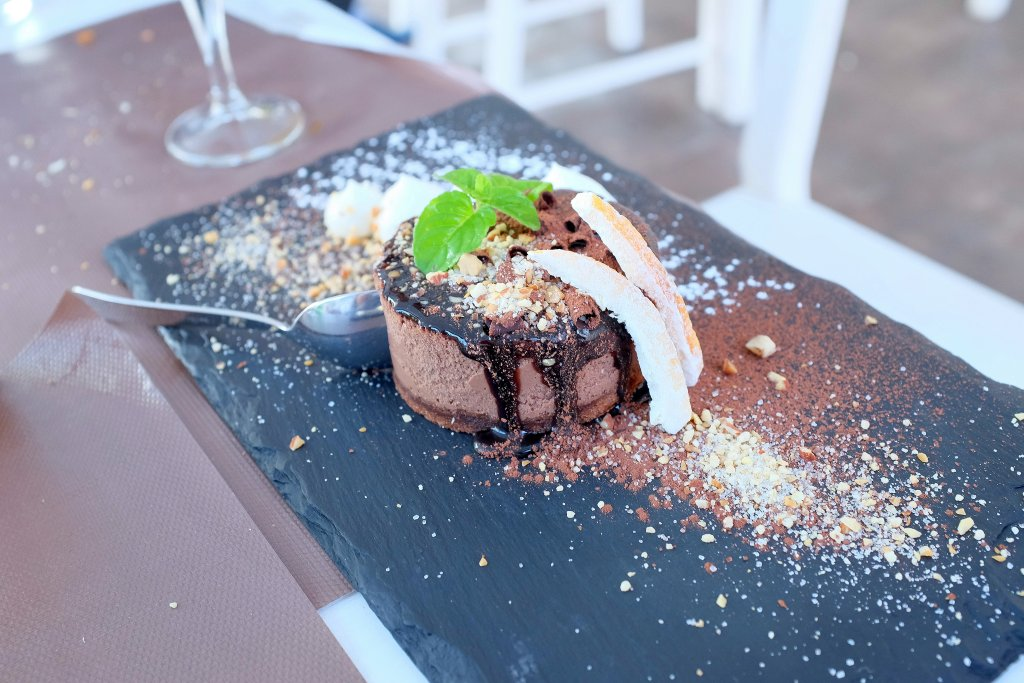 mousse al cioccolato, Scjabica, Chef Joseph Micieli, Punta Secca, Santa Croce Camerina, Ragusa