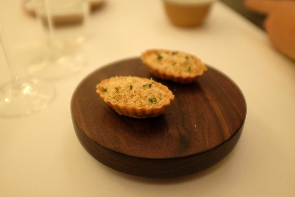 tarteletta ostriche, Eleven Madison Park, Chef Daniel Humm, New York, 50 best