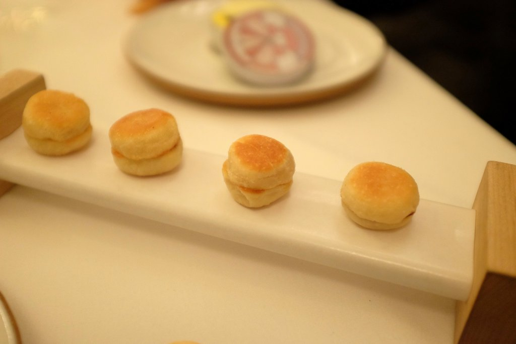 bendict with egg, Eleven Madison Park, Chef Daniel Humm, New York, 50 best