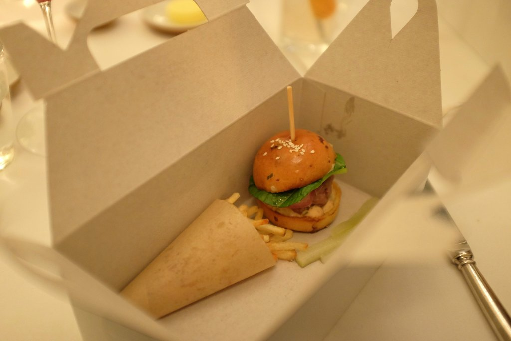 hamburger, Eleven Madison Park, Chef Daniel Humm, New York, 50 best