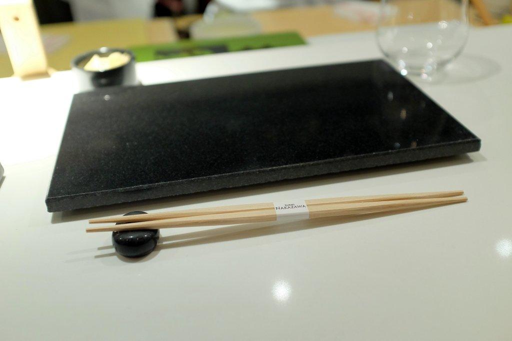 mise en place, Sushi Nakazawa, Daisuke Nakazawa, New York