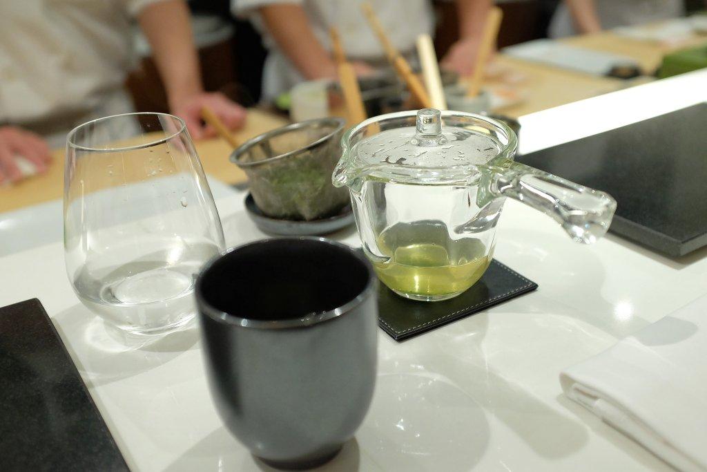 tè, Sushi Nakazawa, Daisuke Nakazawa, New York