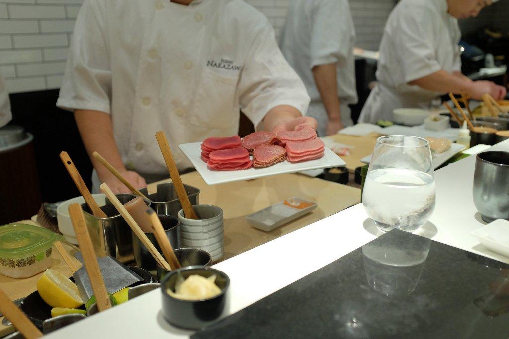 tonno, Sushi Nakazawa, Daisuke Nakazawa, New York