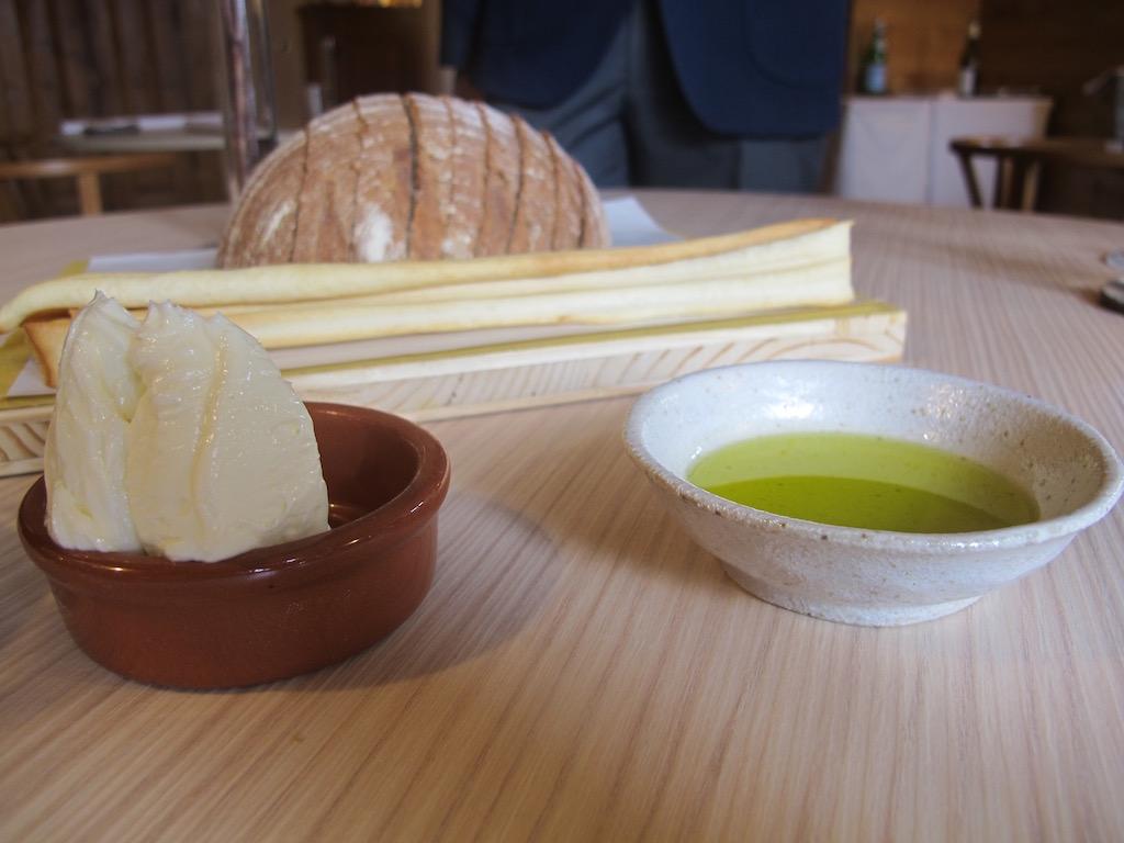 pane, Aga, Chef Oliver Piras, Alessandra del Favero, San Vito di Cadore