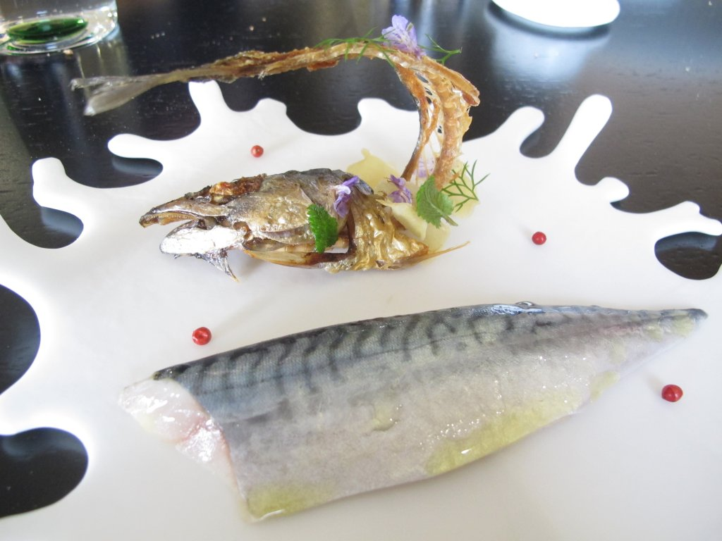 sgombro, Kresios, Chef Giuseppe Iannotti, Telese Terme, Benevento