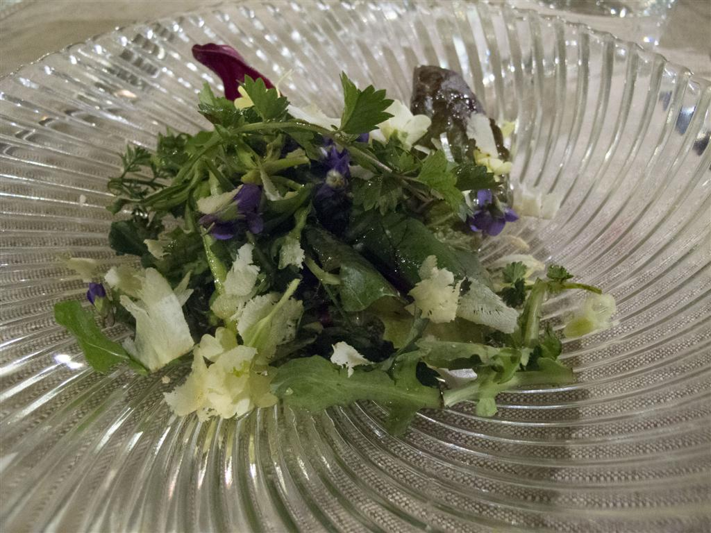 erette e fiori, Il Merlo, Chef Angelo Torcigliani, Camaiore