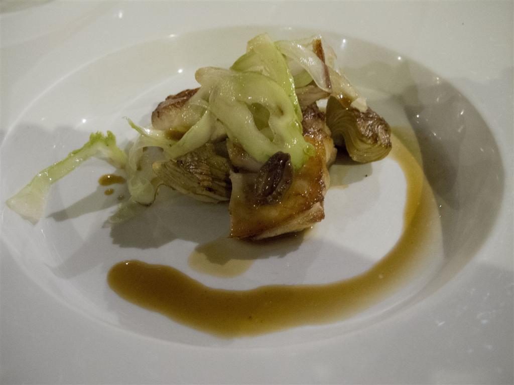 Coniglio, Il Merlo, Chef Angelo Torcigliani, Camaiore