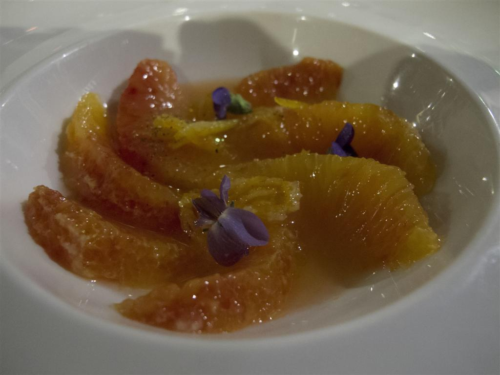 arance, rosolio, Il Merlo, Chef Angelo Torcigliani, Camaiore