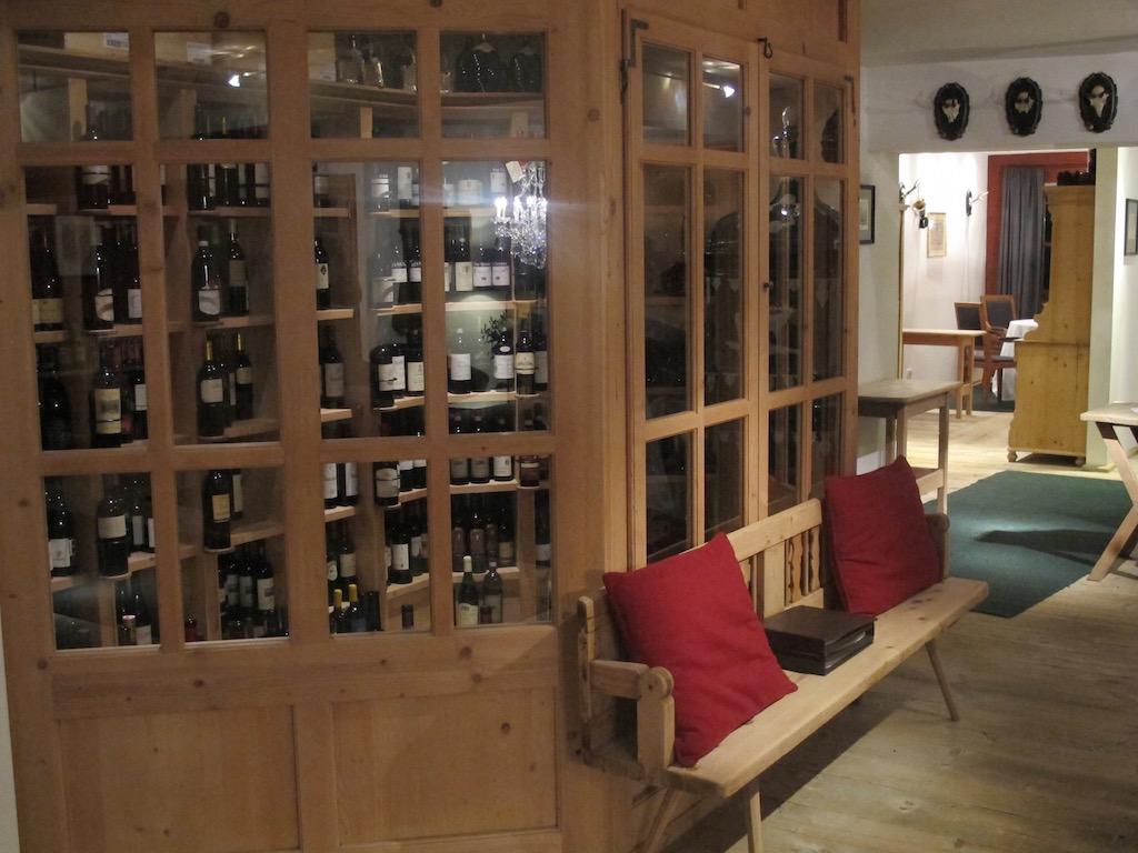 cantina, St. Hubertus, Chef Norbert Niederkofler, San Cassiano in Badia, Bolzano