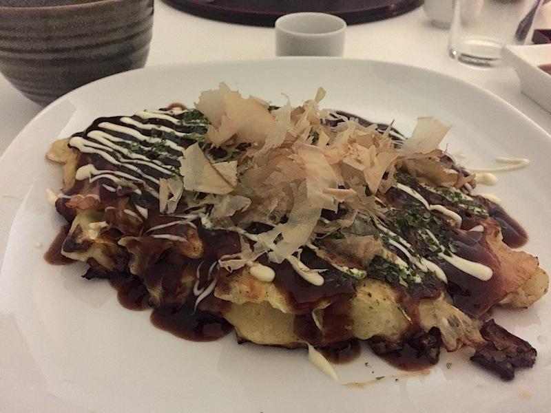 okonomiyaki, Waraku, Roma