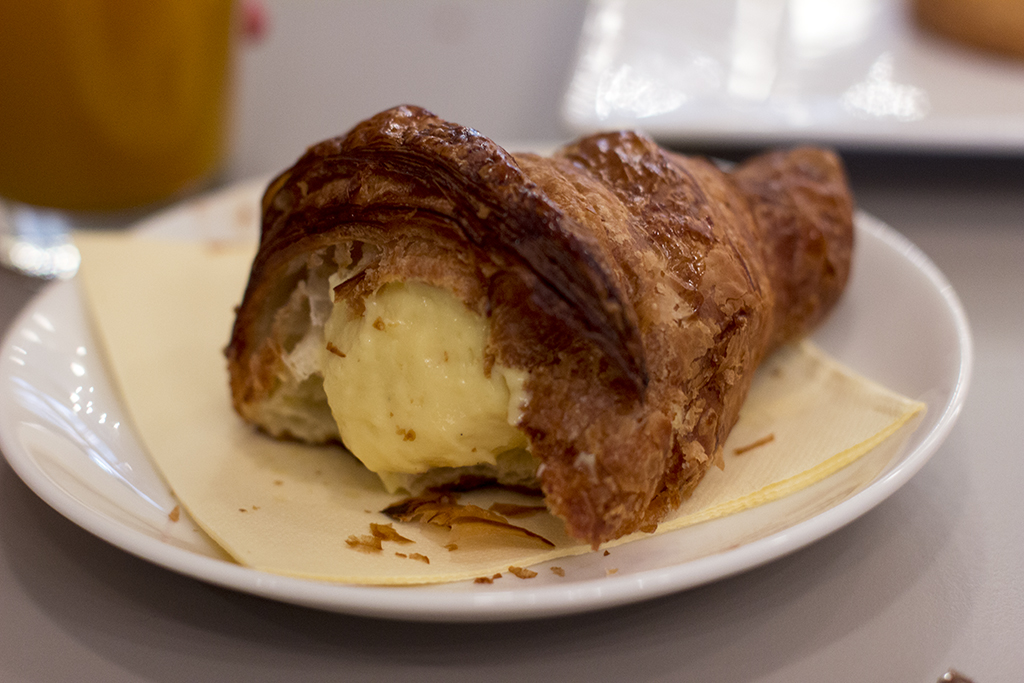 Croissant, Patissêrie des rêves, Philippe Conticini, Milano