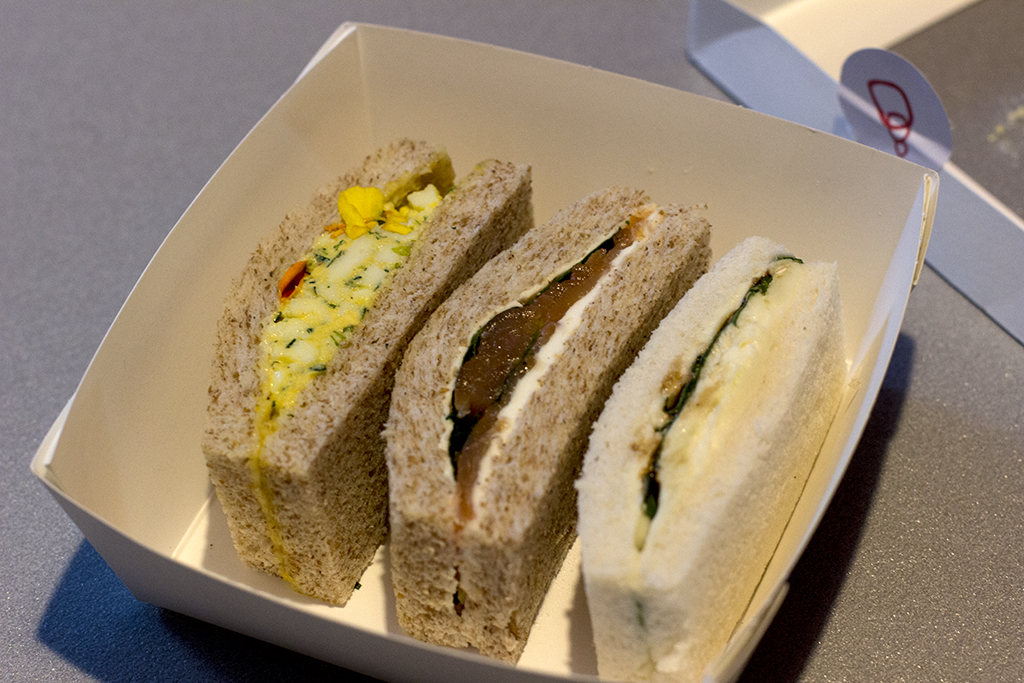 Sandwiches, Patissêrie des rêves, Philippe Conticini, Milano